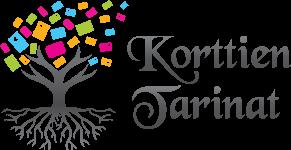 Korttien tarinat Logo