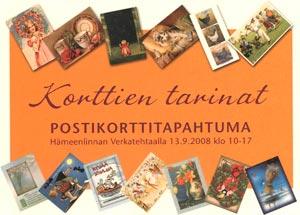 Korttien Tarinat 2008