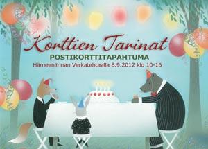 Korttien Tarinat 2012